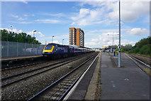 SU1585 : Swindon Railway Station by Bill Boaden
