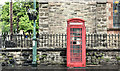 J5767 : K6 telephone box, Greyabbey (July 2016) by Albert Bridge