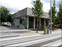 J0407 : Dundalk's Tourist Information Centre by Eric Jones