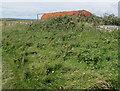 SS1495 : Rusty tank near the lighthouse, Caldey Island by Jaggery
