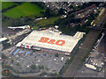 SJ8890 : B&Q Store at Heaton Norris by David Dixon