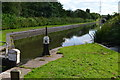 SP1994 : Pound between Curdworth Locks Nos 5 and 6 by David Martin