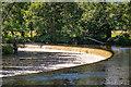 SJ1943 : Horseshoe Falls by Ian Capper