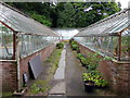 ST5071 : Greenhouses, Tyntesfield by PAUL FARMER