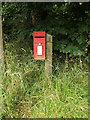 TM0479 : Chequers Lane Postbox by Adrian Cable