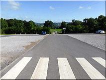 ST5071 : Car Park, Tyntesfield by PAUL FARMER