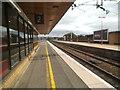SP1883 : N E C Station  Platform 2 by Gordon Griffiths