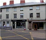 SO3014 : Head Room in Abergavenny by Jaggery