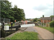 SO8690 : Marsh Lock by Gordon Griffiths