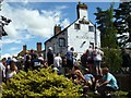 SO8540 : Festival goers at the Upton Blues Festival by Philip Halling