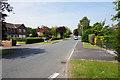 SE7925 : Back Street, Laxton by Ian S