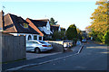 SP3065 : The west side of Myton Crofts, Warwick by Robin Stott