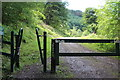 SO2001 : Entrance to Coetir Graig Fawr Woodland, Aberbeeg by M J Roscoe