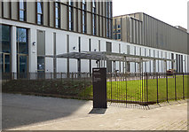 NS5964 : City of Glasgow College Riverside Campus by Thomas Nugent