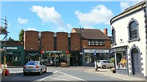 SO6024 : Henry Street and Cantilupe Road meet Gloucester Road by Jonathan Billinger