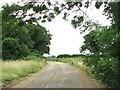 TF7204 : Fieldbarn Road by Evelyn Simak