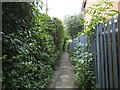 SE2534 : Footpath to Aston Drive by Stephen Craven
