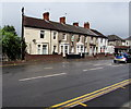 ST1775 : Row of houses, Penarth Road, Grangetown, Cardiff by Jaggery