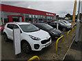 TL5479 : Kia Motors, Ely by Hugh Venables