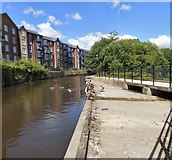 SJ9398 : Boatmans Walk by Gerald England