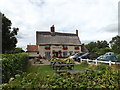 TM0383 : The Kings Head Public House, North Lopham by Adrian Cable