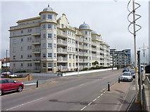 SZ9398 : Apartments on Bognor Esplanade by Jeff Gogarty