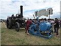 SO8040 : Welland Steam Rally - 'test your strength machine' by Chris Allen