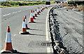 J3560 : New roundabout, Temple Crossroads - July 2016(2) by Albert Bridge