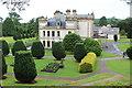 ST0972 : East wing, Dyffryn House by M J Roscoe
