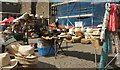 SX8060 : Market, Totnes by Derek Harper