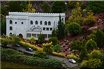 SX9265 : Torquay : Babbacombe Model Village - Nite Club by Lewis Clarke