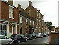 SE6422 : High Street, Snaith by Alan Murray-Rust
