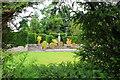 ST0972 : Theatre Garden, Dyffryn Gardens by M J Roscoe