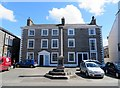 SD5376 : Market Cross, Burton in Kendal by Philip Platt