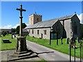 SD5376 : St. James' church, Burton in Kendal by Philip Platt