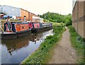 SJ9498 : Still Waters on the Ashton Canal by Gerald England