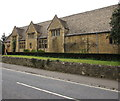 SP0937 : Grade II listed Lifford Hall, Broadway by Jaggery