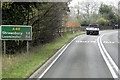 SJ5631 : Southbound A49 at Prees Green by David Dixon