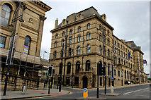 SE1632 : Great Victoria Hotel, Bradford by Chris Heaton
