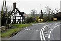SJ5324 : Preston Brockhurst, The A49 by David Dixon