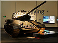SJ8097 : Imperial War Museum North, Soviet T-34/85 Tank by David Dixon