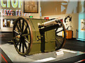 SJ8097 : Royal Artillery 13-Pounder Field Gun, Imperial War Museum North by David Dixon