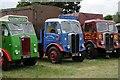 SO8040 : Vintage lorries, Welland Steam Rally by Philip Halling