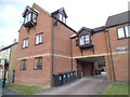 TL0332 : Westoria Court on Park Road, Westoning by David Howard