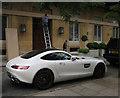 TQ2879 : Mercedes AMG GTS by Hugh Venables