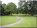 V9686 : Path, Muckross House by Rossographer
