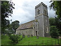TM2998 : St Margaret, Kirstead: late July 2016 by Basher Eyre