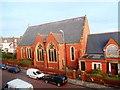 NZ3572 : Trinity Church, Esplanade, Whitley Bay by Bill Henderson