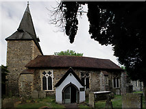 TR1859 : St Mary the Virgin Church, The Drove, Fordwich by Jo Turner