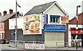 J3272 : No 109 Ebor Street, Belfast (August 2016) by Albert Bridge